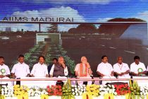 With AIIMS at Madurai, Brand AIIMS now taken to all corners of the country : PM Modi