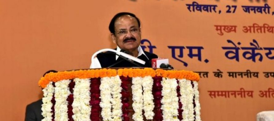 Revisit education system to impart Indian values and ethos: Vice President