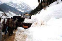 Rain, snow lash valley, Ladakh; improvement likely from Monday