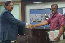 NLC India Limited JOINS HANDS WITH NHPC LTD ON POWER TRADING