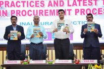 NLC Organised National Level Seminar on 'Best Practices and Latest Trends in Procurement Practices'