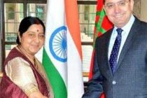 Counter-terrorism deal with Morocco important for us: Sushma Swaraj