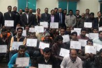 NBCC IN COLLABORATION WITH CSDCI AND CII  UPGRADES SKILLS OF 200 CONSTRUCTION WORKERS