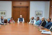 Modi chairs CCS, IAF on high alert