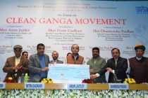 IndianOil contributes Rs 34 Crores to the Clean Ganga Fund