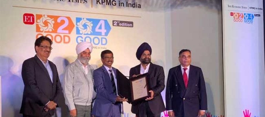 Maruti Suzuki CSR initiatives get top rank – Rated '4 Good' by Economic Times