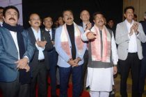 Petroleum Minister dedicates three mega ONGC projects in Assam to the nation
