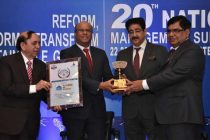 NBCC bags prestigious 'Top Rankers Excellence Award'