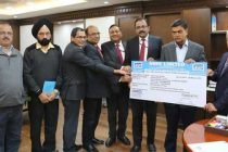 NHPC pays Interim Dividend of Rs. 526.53 crore