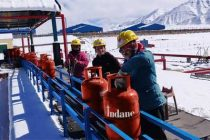 On Top of the World- Women are the driving force of the World's Highest LPG Bottling Plant
