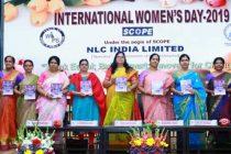 NLCIL Celebrates International Women's Day- 2019