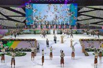 President Shavkat Mirziyoyev attends festive event occasioned to Navruz