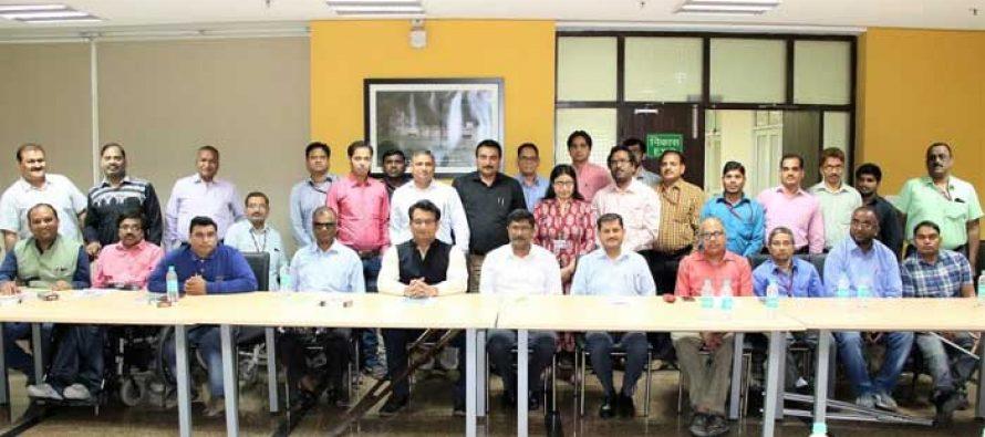 NHPC organizes training programme for Divyang Employees