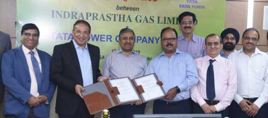 Tata Power and IGL Collaborate to offer Integrated Services
