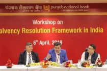 PNB organizes workshop on Insolvency Resolution Framework in India