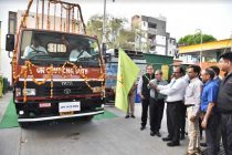 IGL INTRODUCES LIGHT WEIGHT TYPE 3 CNG CASCADE MOUNTED ON CNG DRIVEN MEDIUM GOODS VEHICLES