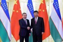 President of Uzbekistan met with the PRC President