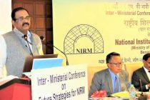 CMD, NHPC addresses Inter-Ministerial Conference on 'Future Strategies for NIRM'