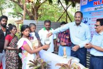 NLCIL opens Free Buttermilk Distribution Centres at Neyveli to quench the summer thirst of Public