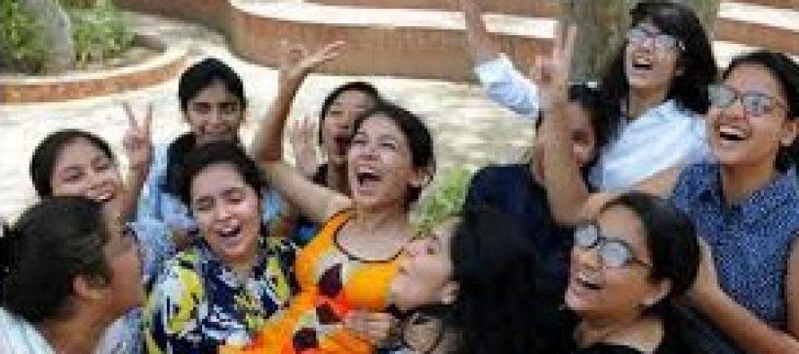 CBSE Class 12 results: 99.37% pass, girls fare marginally better than boys