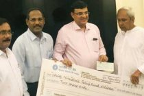 NLC Contributes Rs. 2 Cr. for Cyclone Relief works in Odisha
