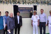 NBCC BUILDS SAHARA HOSTEL FOR WAR WIDOWS