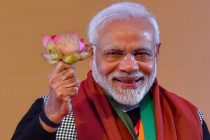 People have filled this ascetic's bag, it's time to forget shrillness : PM