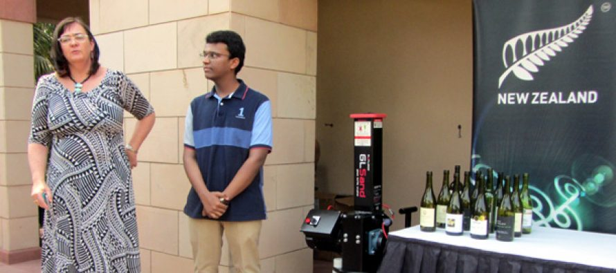From glass bottles to entirely reusable sand: young Indian entrepreneur's sustainable dream