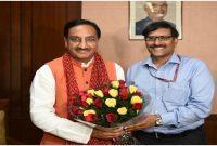 Dr. Ramesh Pokhriyal Nishank takes over as Union Human Resource Development