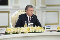 BISHKEK MEETINGS OF THE PRESIDENT OF UZBEKISTAN