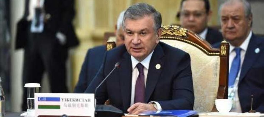 Uzbekistan President sends strong call on Uzbek officials to be open, accessible and stick to rule of law