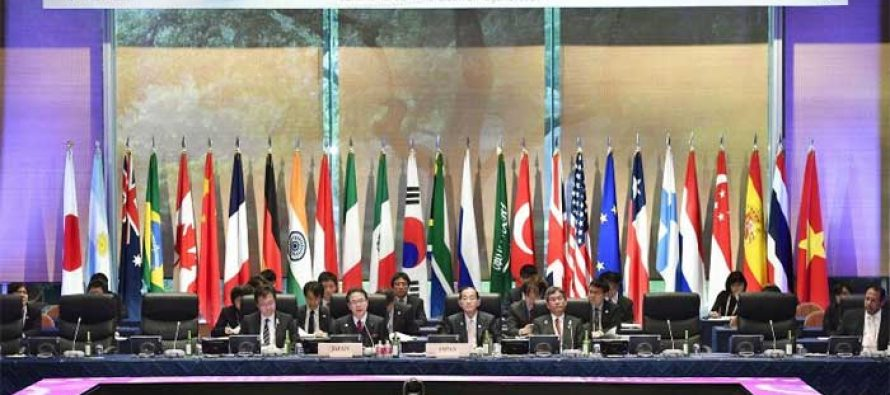 G-20 energy, environment chiefs meet amid M-E tensions