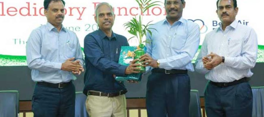 NLCIL Observes World Environment Day 2019 in a Green Way