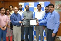 REC extends CSR support for Rs. 1.34 crore to NAB