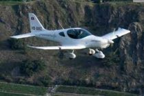 H55's fully electric airplane takes off in Switzerland