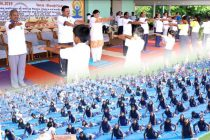 NLCIL Celebrates 5th International Day of Yoga