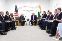 Modi, Trump pledge 'strong leadership to address global challenges'