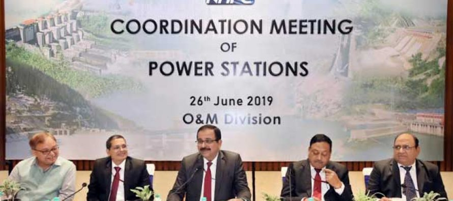 NHPC Conducts One-Day O&M Meet at New Delhi