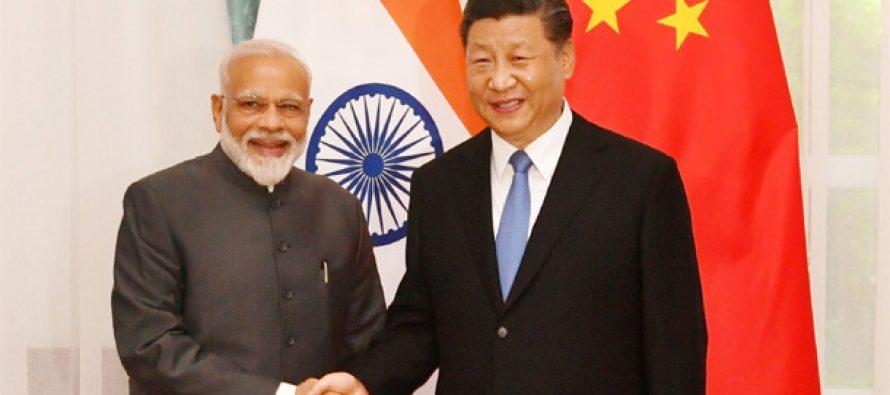 Pak must take action against terror, PM Modi tells Chinese President