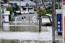 Japan to evacuate 600,000 people over heavy rains