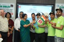 ONGC flags off Clean Himalaya Expedition to inaugurate Swachhta Pakhwada