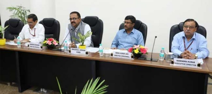 "NHPC organises Training programme on ""Role of Engineering Geology in River Valley & Infrastructure Projects"""