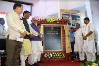 Foundation Stone laid for POWERGRID Vishram Sadan