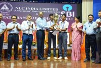 NEYVELI JAWAHAR HSS EXCELLED IN THE NLCIL-SBI QUIZ COMPETITION