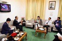 Goyal, Japanese PM's advisor discusses bullet train project
