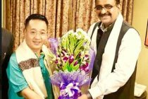 CMD NHPC meets Hon'ble Chief Minister of Sikkim