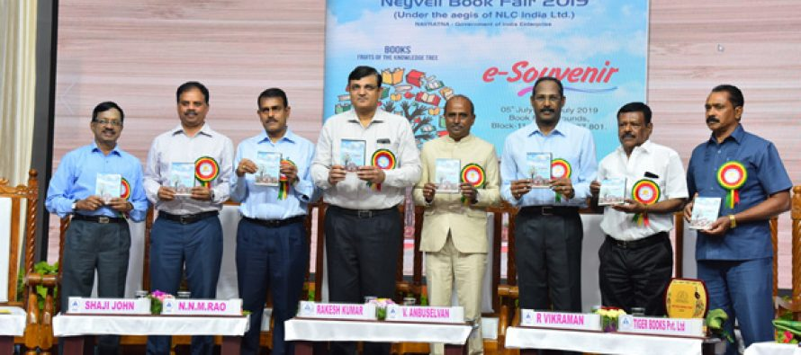 The  22nd Neyveli Book Fair Concludes on a High Note