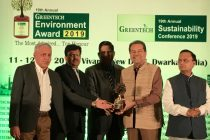NBCC WINS ENVIRONMENT AWARD FOR ITS PROJECT