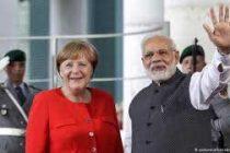 Merkel, Modi share good chemistry, work on for Merkel visit: German envoy