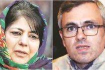 Omar, Mehbooba under house arrest in Srinagar